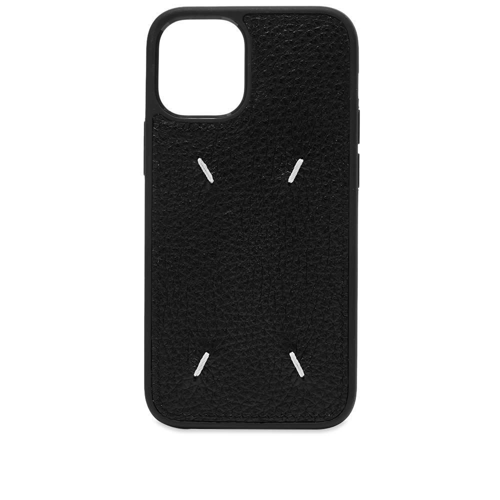 Photo: Maison Margiela Leather iPhone 12 Mini Case