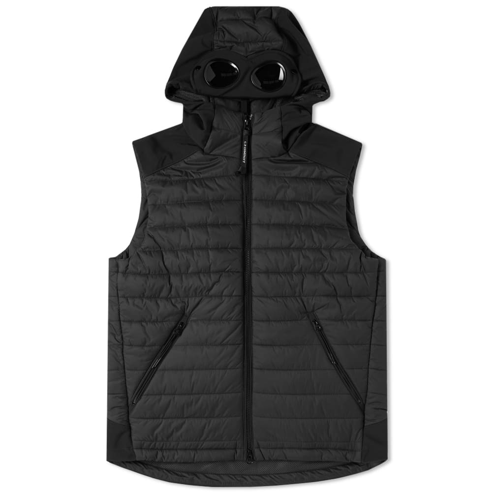 C.P. Company Hooded Goggle Padded Gilet
