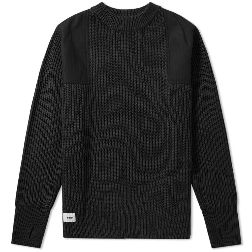 Photo: WTAPS Sonar Knit
