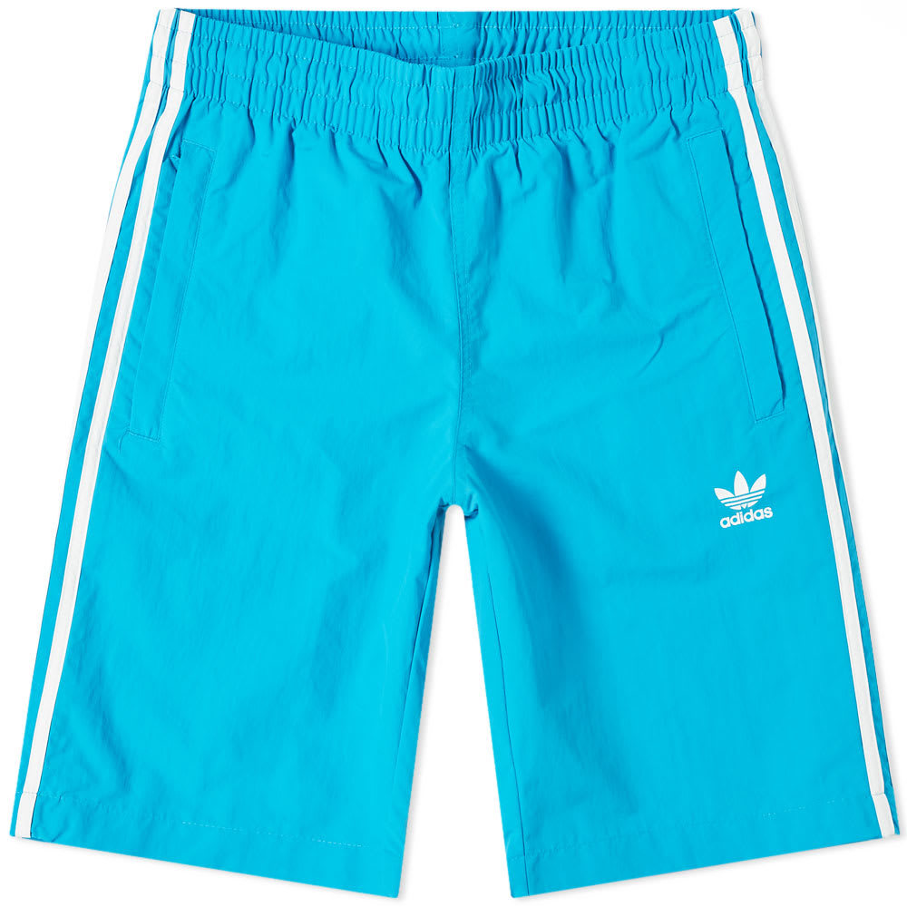 Photo: Adidas 3 Stripe Swim Short