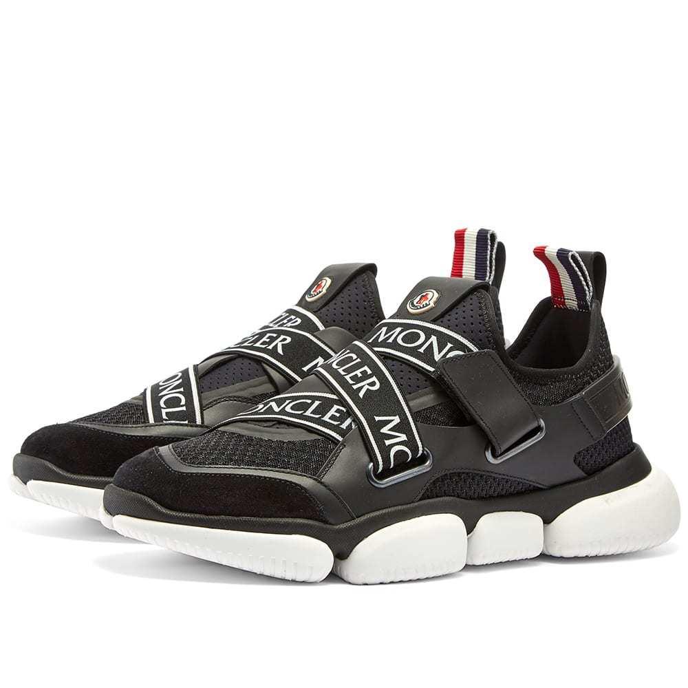 Photo: Moncler Bakary Strap Sneaker