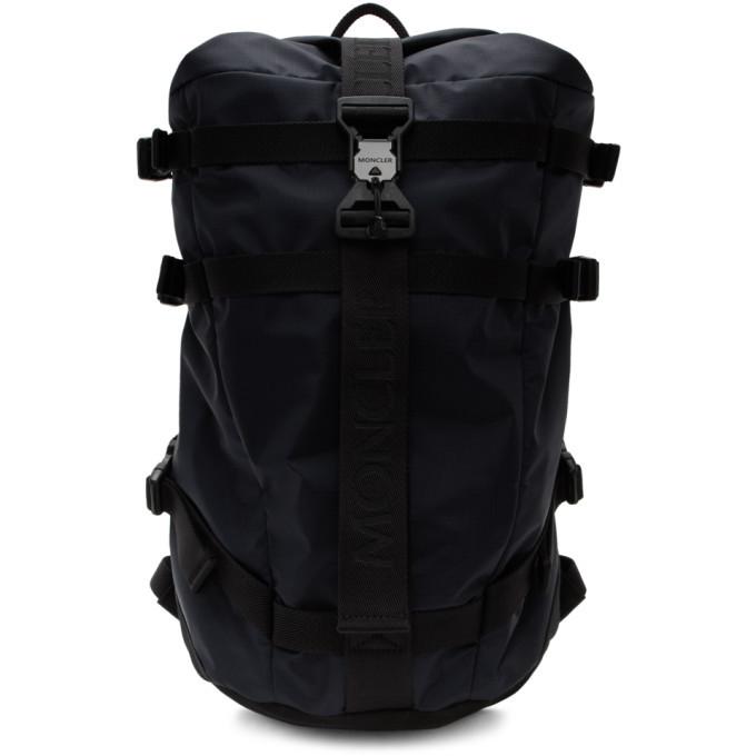 Moncler Black Argens Backpack