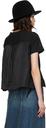 Sacai Black Suiting Mix T-Shirt
