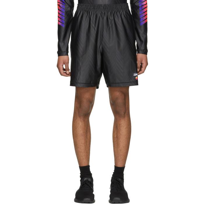 Photo: Alexander Wang Black Athletic Shorts
