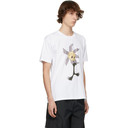 EDEN power corp White Wretched Flowers Edition Lil Wretched T-Shirt