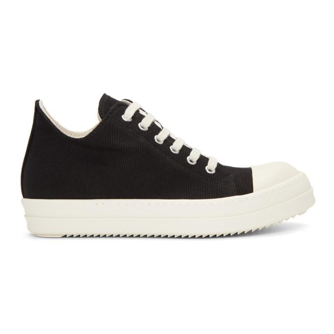 Canvas Low Sneakers Rick Owens Drkshdw