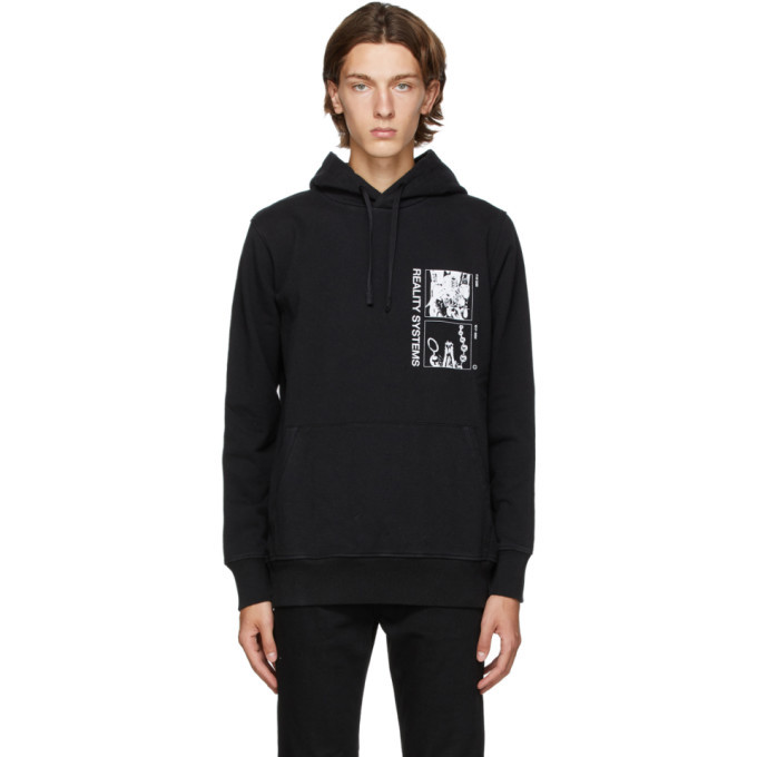 Photo: 1017 ALYX 9SM Black Grid Hoodie