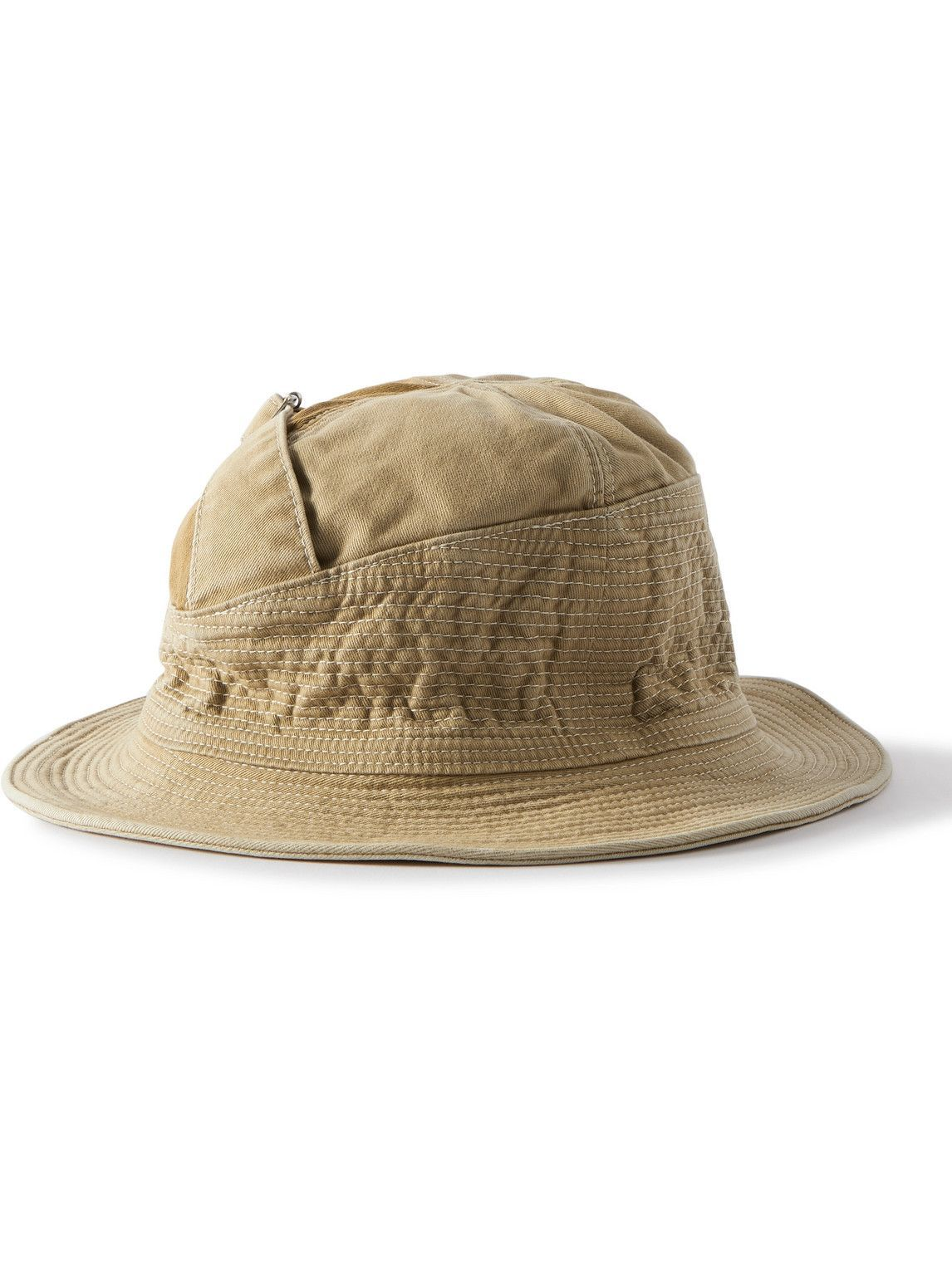 Photo: KAPITAL - Quilted Cotton Bucket Hat