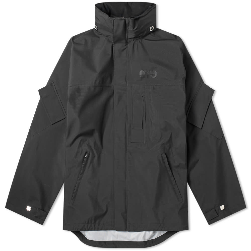 Photo: Junya Watanabe MAN eYe Gore-Tex Zip Jacket Black