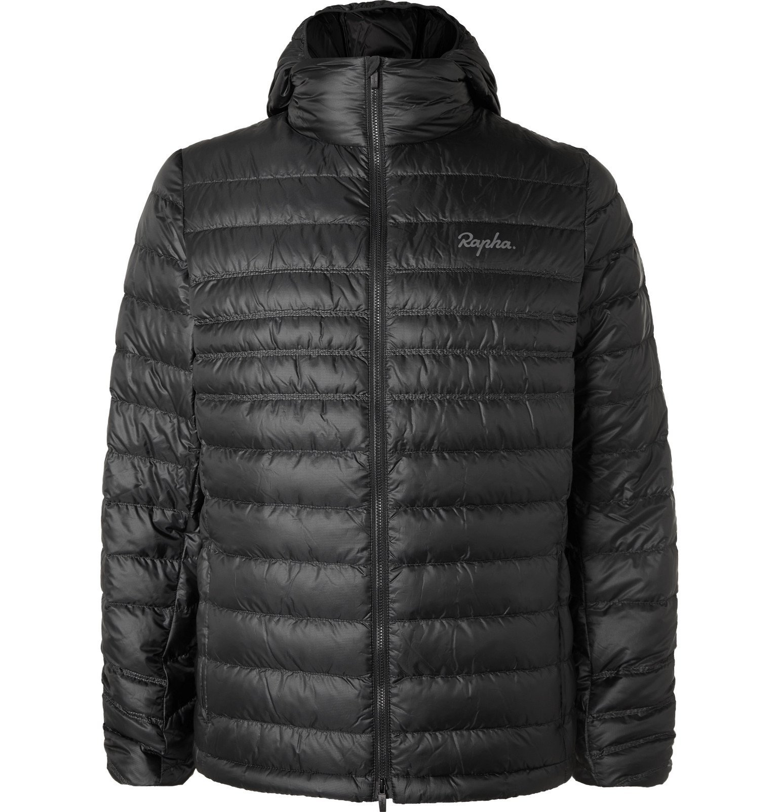 Photo: Rapha - Explore Quilted Shell Down Jacket - Black