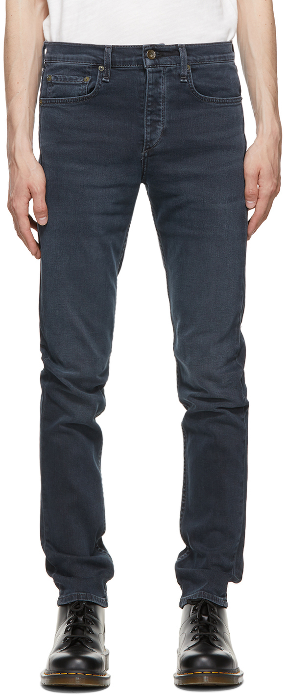 Photo: rag & bone Blue Fit 2 Jeans