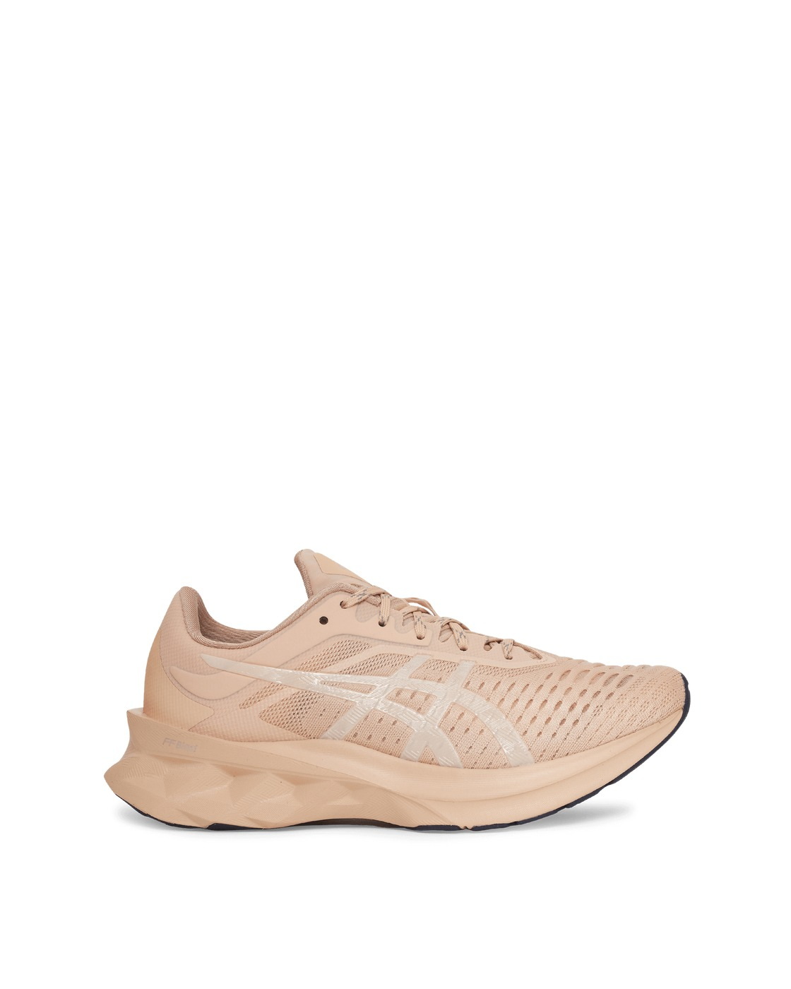 Photo: Asics Sns Novablast Sneakers Cozy Pink