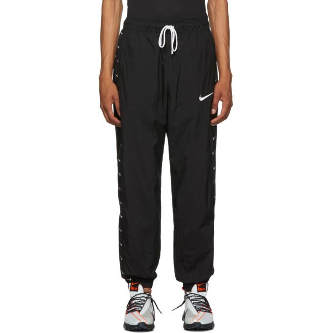 Photo: Nike Black Swoosh Lounge Pants