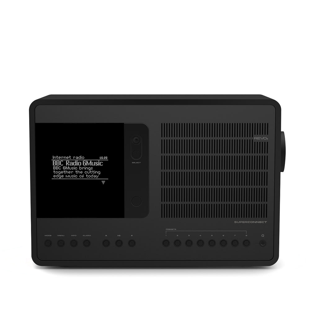 Photo: Revo Super Connect Network Audio Player & DAB Radio
