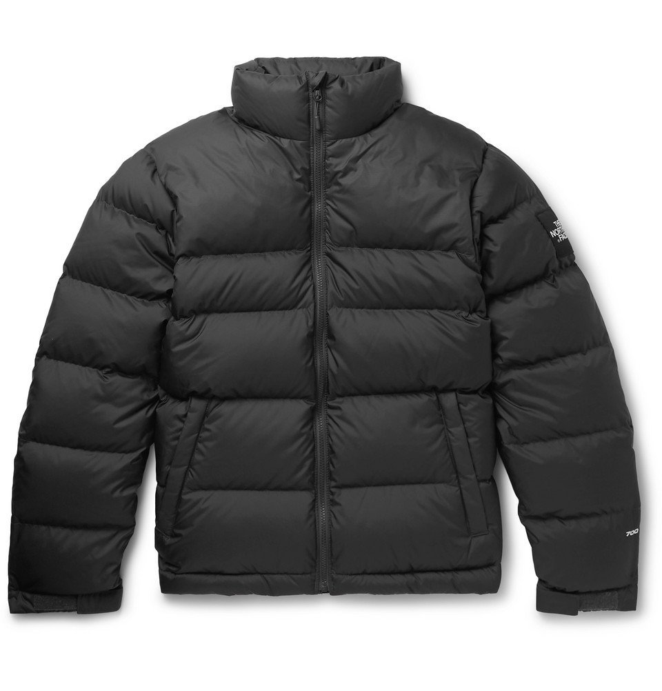 Photo: The North Face - 1992 Nuptse Quilted Shell Down Jacket - Gray