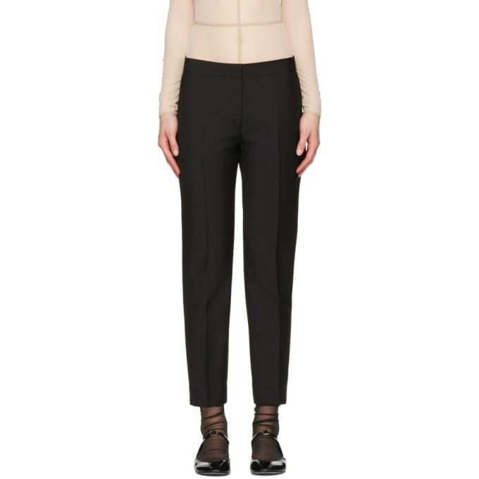 Acne Studios Black Saville Trousers