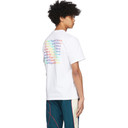 Martine Rose SSENSE Exclusive White The Intelligent Choice T-Shirt