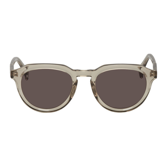 Photo: RAEN Transparent Sage Sunglasses