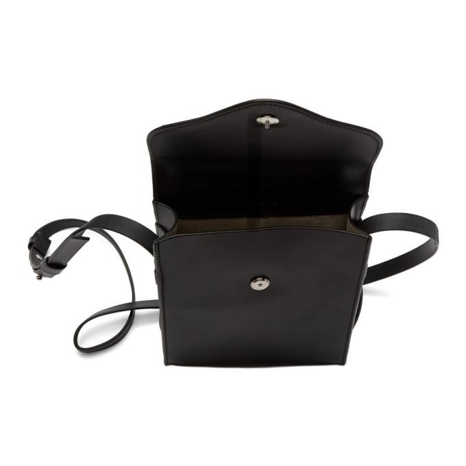 Lemaire Black Small Satchel Bag