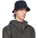 C.P. Company Navy Chrome Bucket Hat