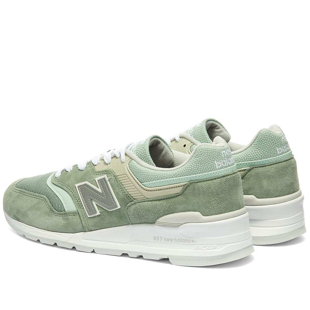 New Balance M997SOB - Made in the USA 'Less Is More'