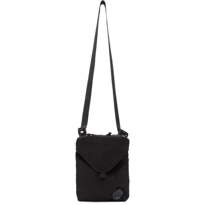 Photo: C.P. Company Black B. Lens Messenger Bag