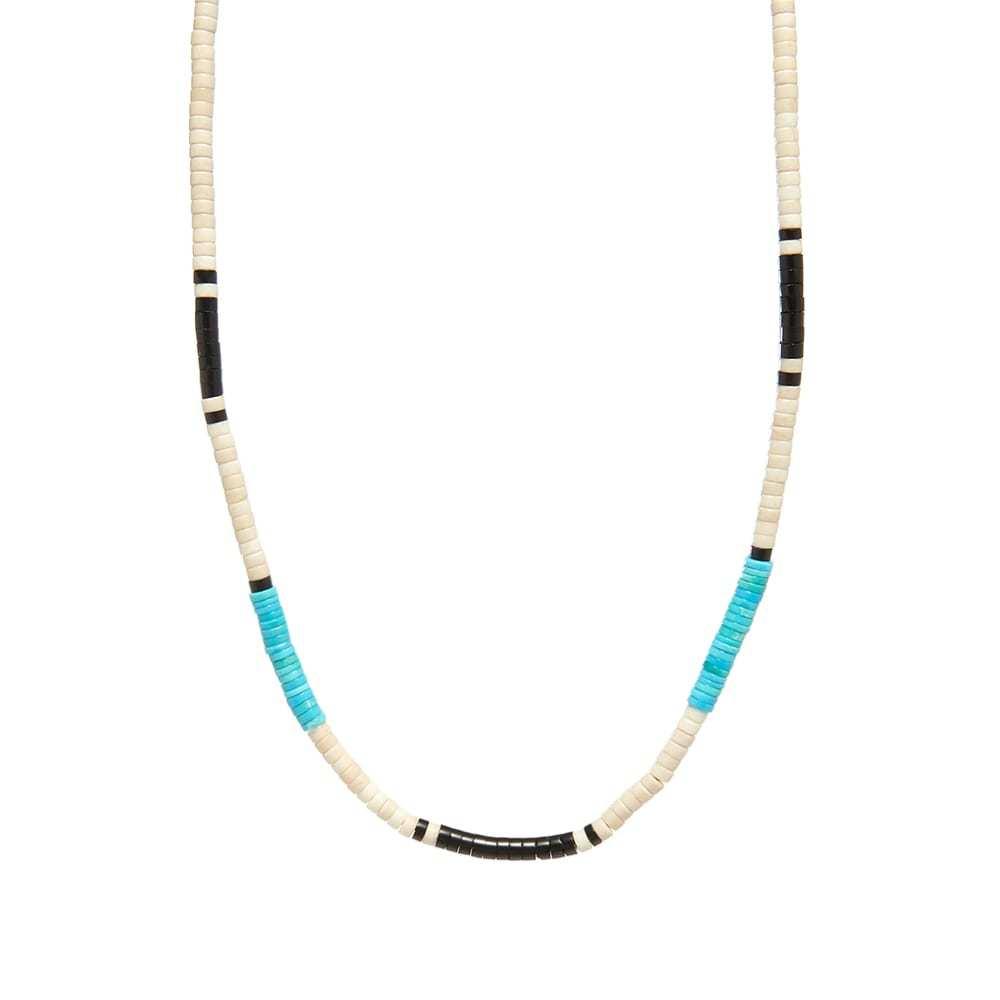 Photo: Mikia Heishi Beaded Necklace