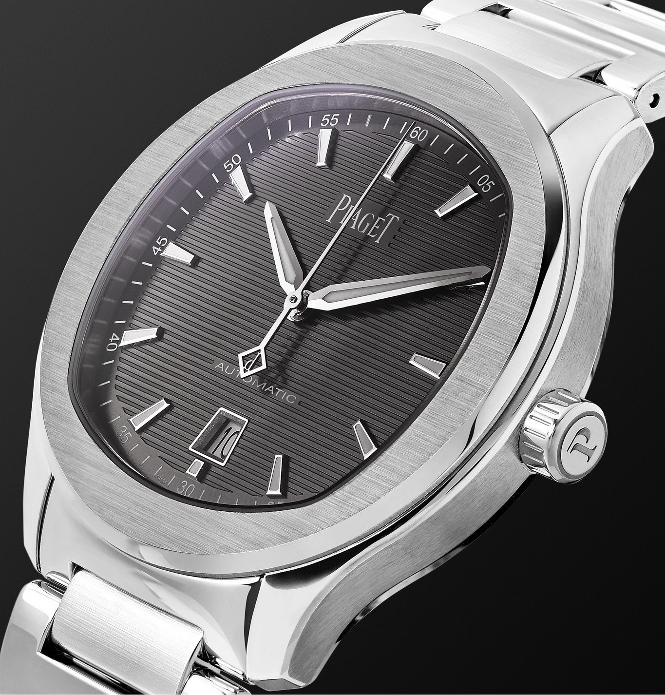 Piaget - Polo S Automatic 42mm Stainless Steel Watch, Ref. No. G0A41003 - Unknown