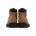 Common Projects Brown Suede Hiking Boots