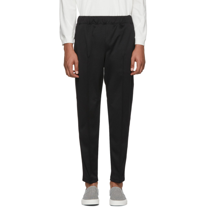 Photo: Junya Watanabe Black Smooth Lounge Pants