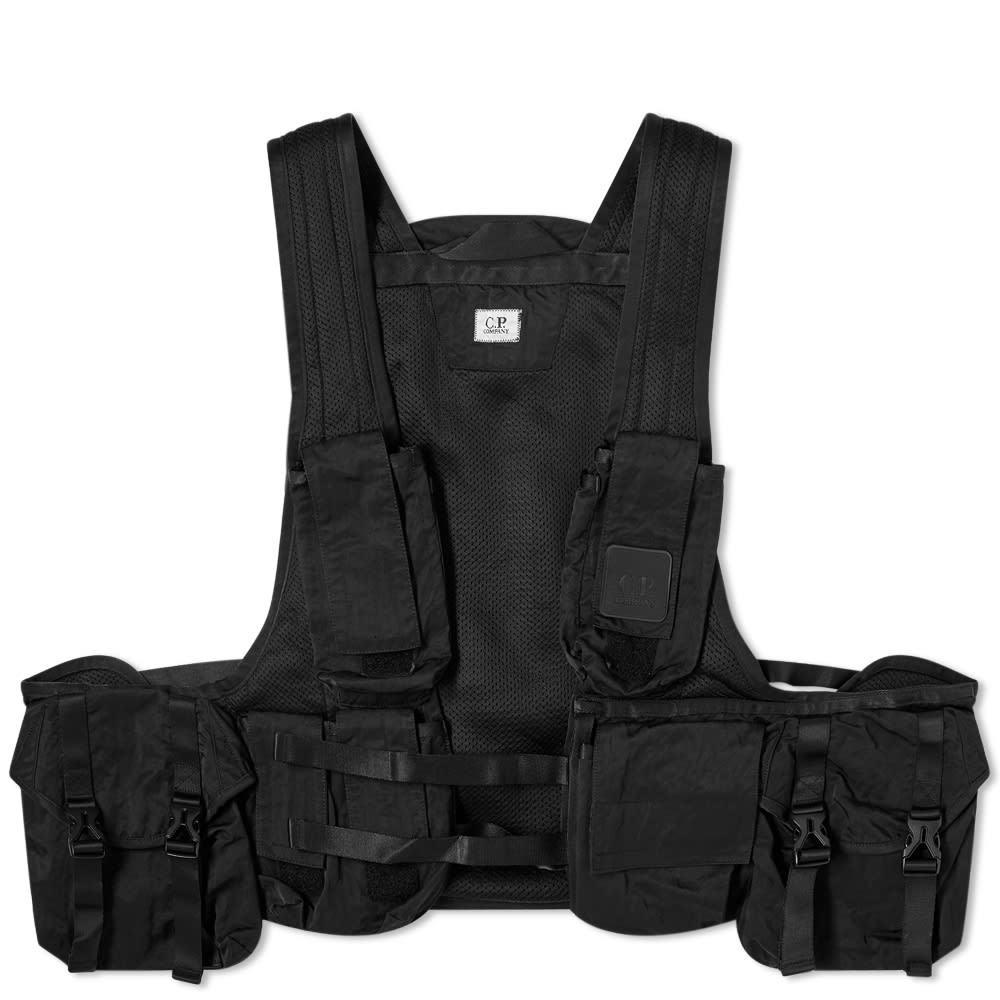 Photo: C.P. Company Urban Protection Tactical Vest Bag