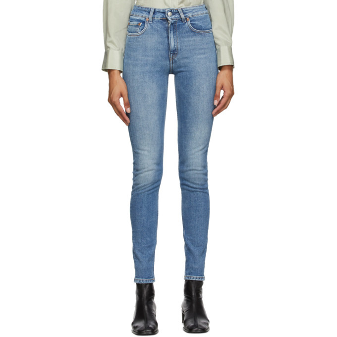 Photo: Won Hundred Blue Marilyn B Jeans
