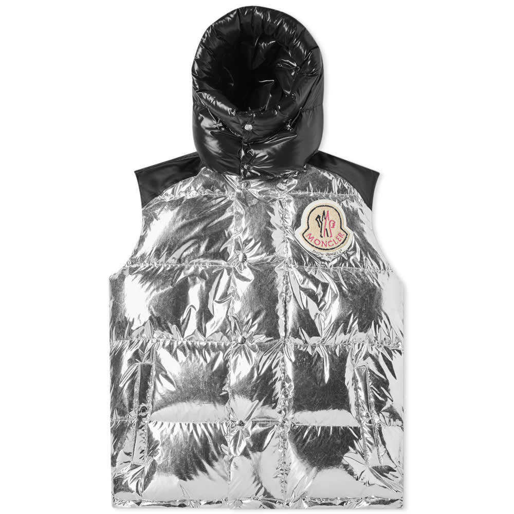 Photo: Moncler Genius - 8 Moncler Palm Angels Exen Gilet