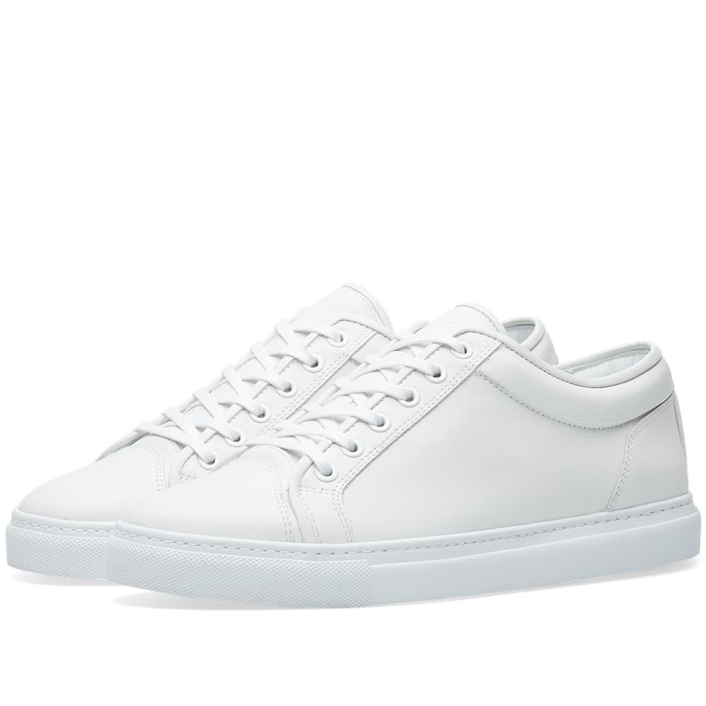 Photo: ETQ. Low Top 1 Sneaker White