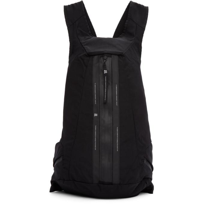 Photo: Julius Black Strap-On Backpack