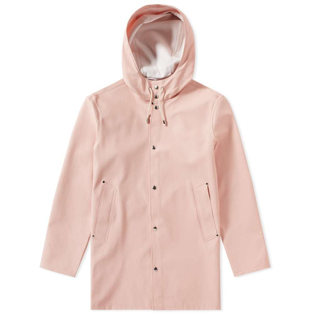 Photo: Stutterheim Stockholm Raincoat Pink