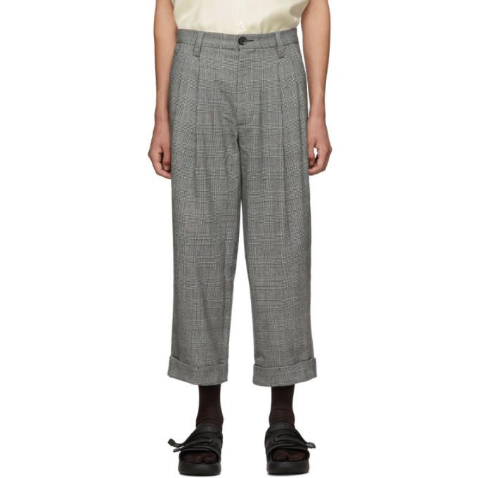 Photo: Goodfight Grey Libertine Trousers