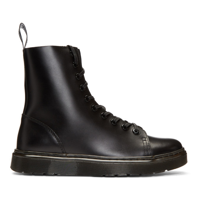 Photo: Dr. Martens Black Zaniel Boots