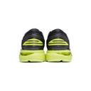 Asics Black and Green Gel-Kayano 25 Sneakers