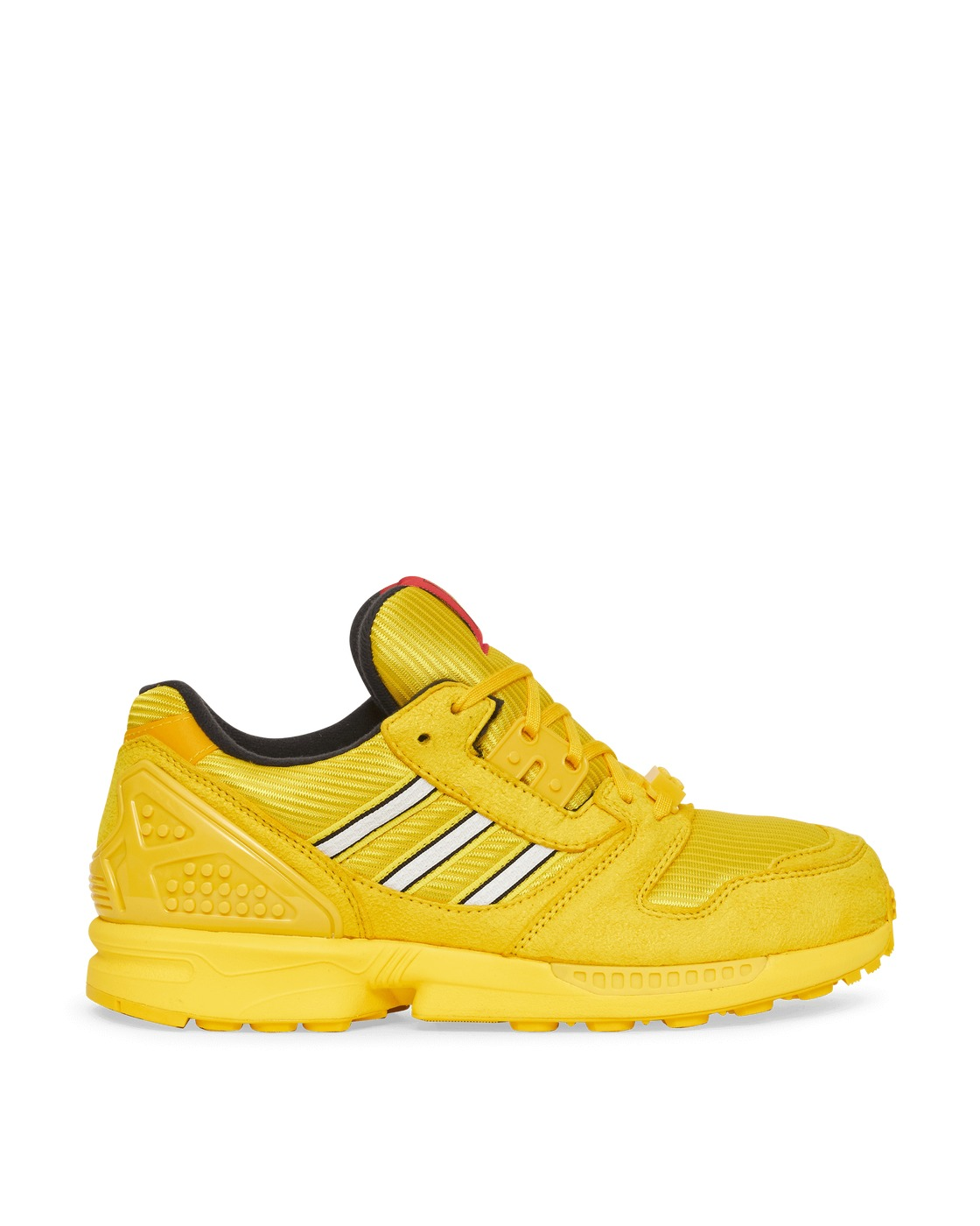 Photo: Adidas Originals Lego Zx 8000 Sneakers Eqt Yellow/Ftwr White