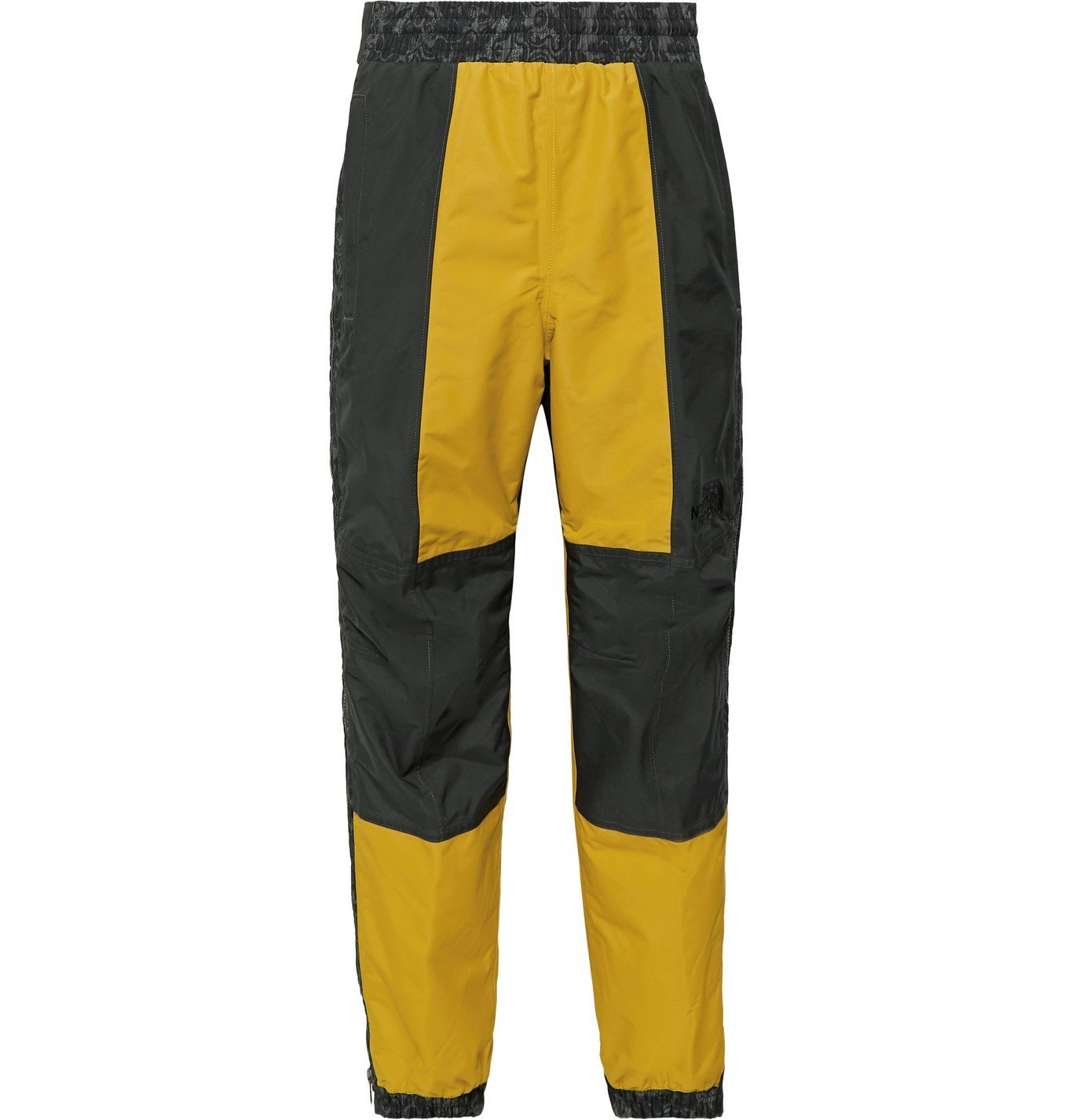Photo: The North Face - '94 Rage Tapered Panelled DryVent 2L Rain Trousers - Yellow