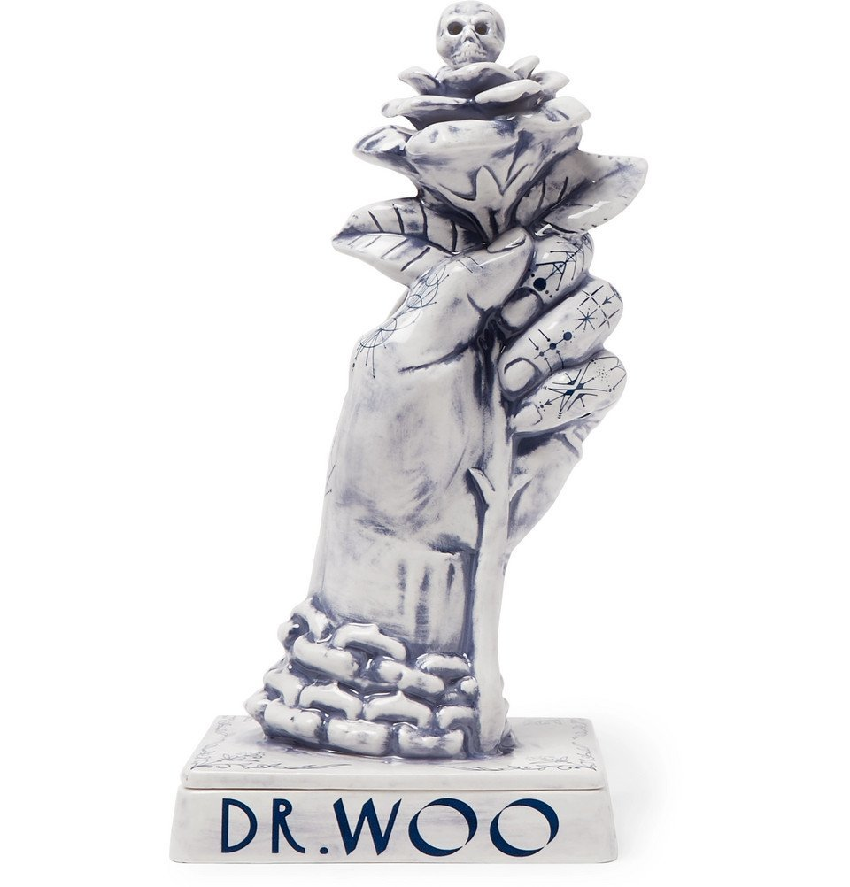 Photo: Neighborhood - Dr. Woo Ceramic Incense Chamber - Men - Blue