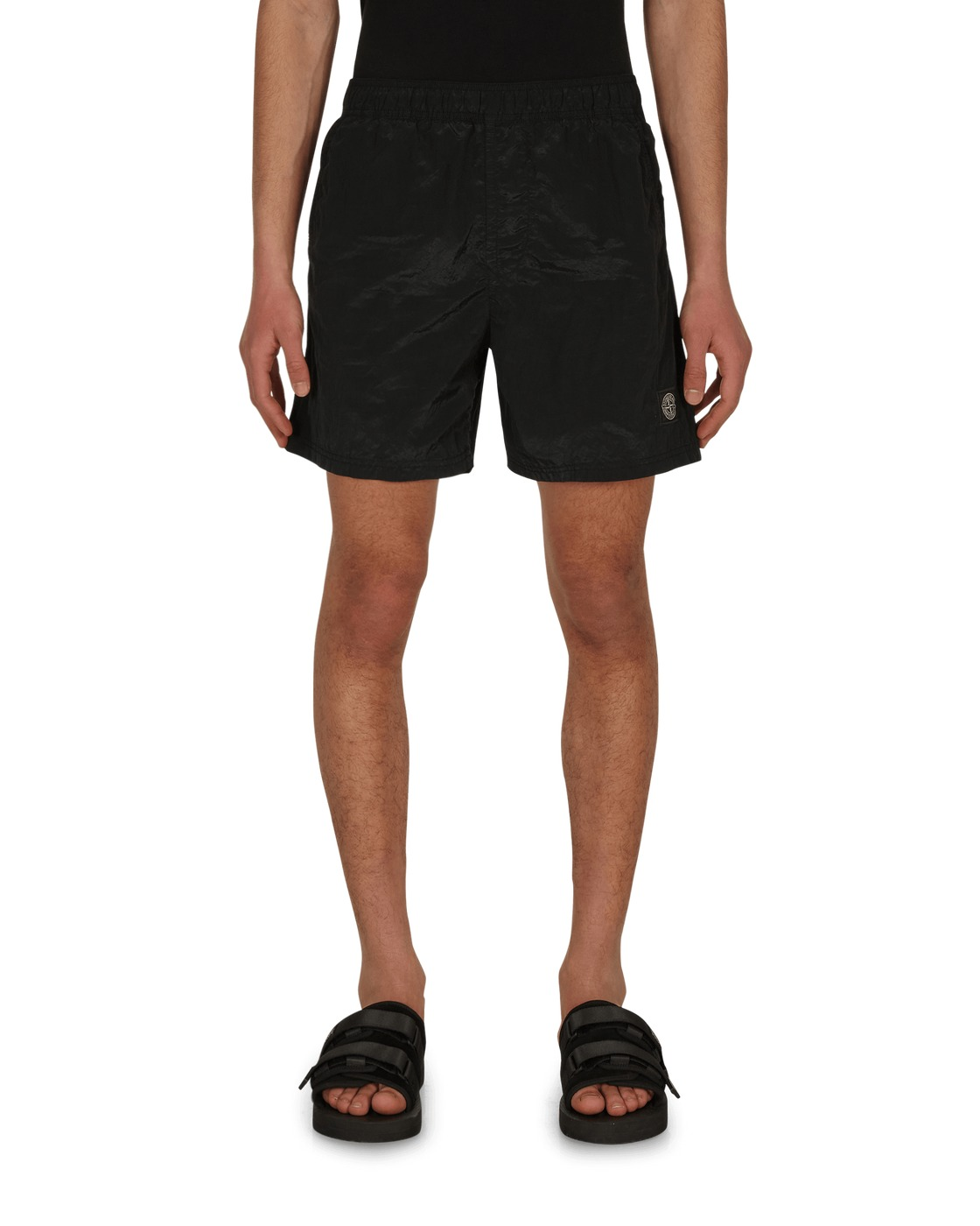 Photo: Stone Island Nylon Metal Swim Shorts Black