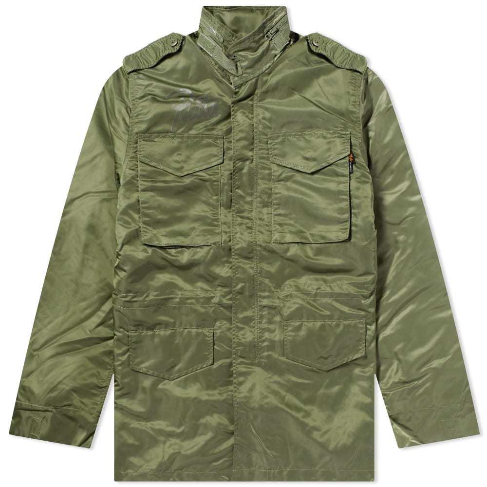 Photo: Patta x Alpha Industries M-65 Jacket