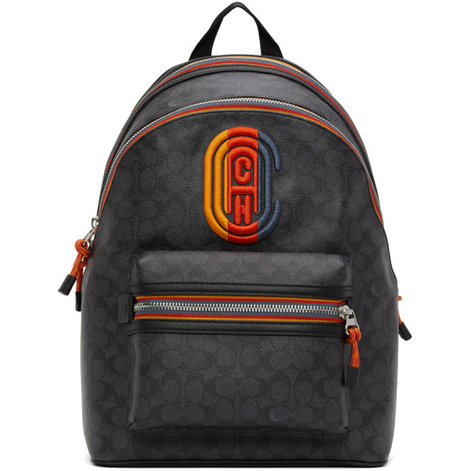 Photo: Coach 1941 Multicolor Academy Backpack