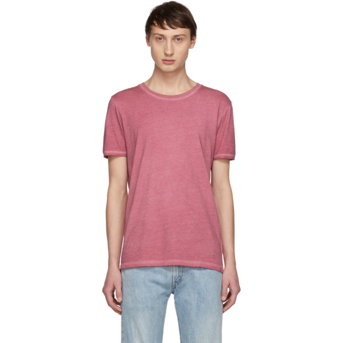Photo: Boss Pink Troy T-Shirt
