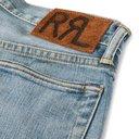 RRL - Selvedge Denim Jeans - Light blue