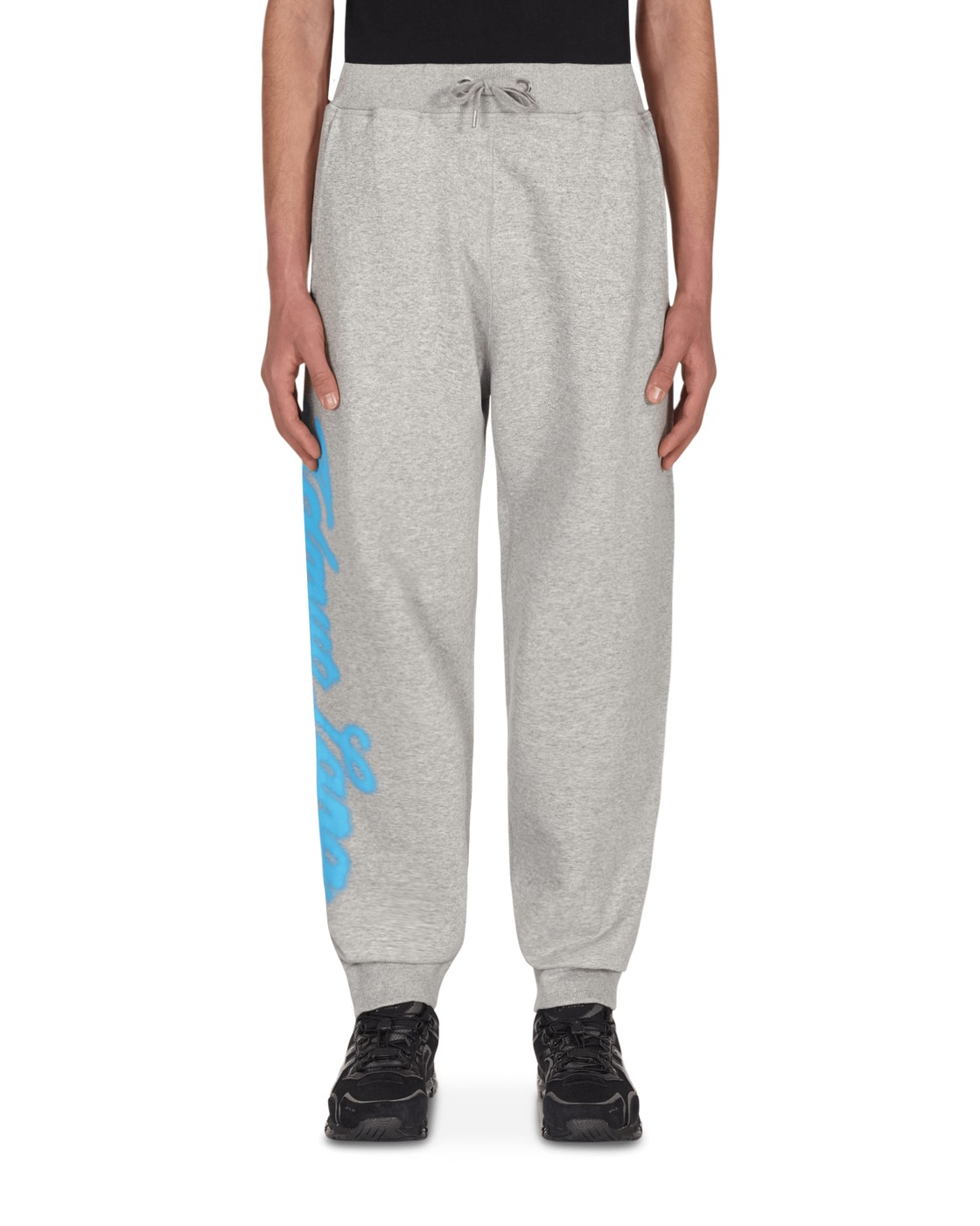 Photo: Helmut Lang Taxi Sweatpants Vapor Heather