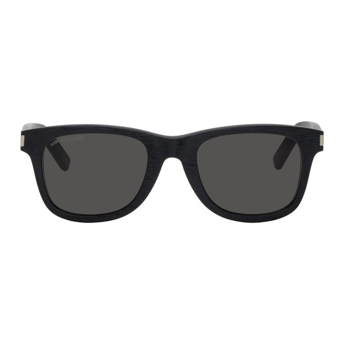 Photo: Saint Laurent Black SL 51 Sunglasses