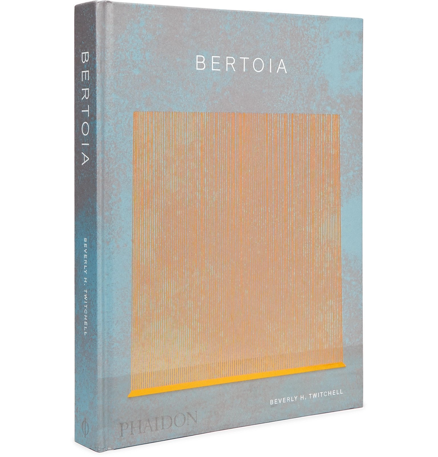 Photo: Phaidon - Bertoia: The Metalworker Hardcover Book - Green